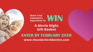 Valentine's Draw Thunderbird Dental